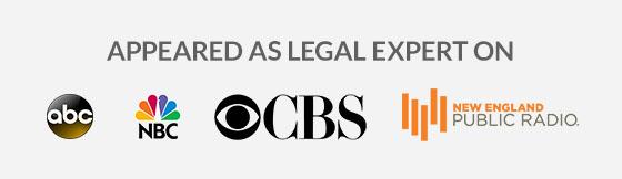 Legal Expert Appearance banner
