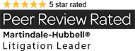 5 Star Peer Review Rated Matindale-Hubbell