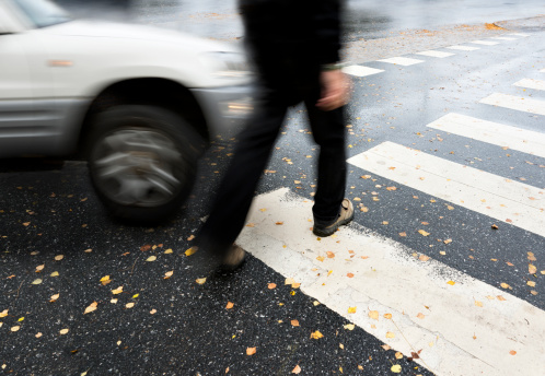 Connecticut pedestrian accident lawyer