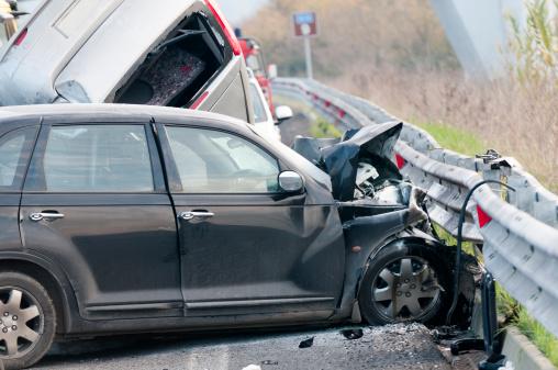 Catastrophic collision